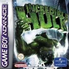 The Incredible Hulk voor Nintendo GBA