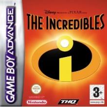 The Incredibles voor Nintendo GBA