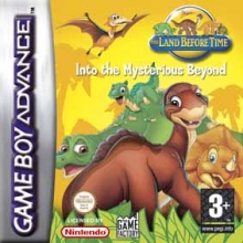 The Land Before Time Into the Mysterious Beyond voor Nintendo GBA