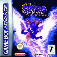 The Legend of Spyro A New Beginning voor Nintendo GBA