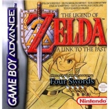 /The Legend of Zelda A Link to the Past voor Nintendo GBA