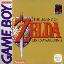 The Legend of Zelda Links Awakening voor Nintendo GBA