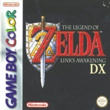 The Legend of Zelda Links Awakening DX voor Nintendo GBA