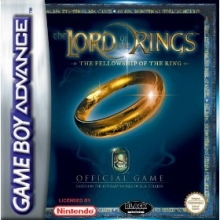 The Lord of the Rings The Fellowship of the Ring voor Nintendo GBA