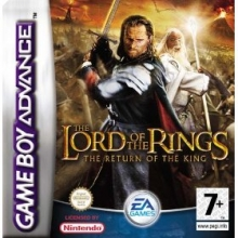 The Lord of the Rings The Return of the King voor Nintendo GBA