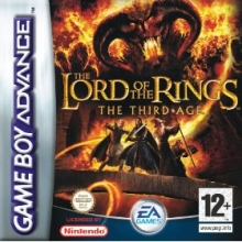 The Lord of the Rings The Third Age voor Nintendo GBA