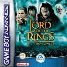 The Lord of the Rings The Two Towers Lelijk Eendje voor Nintendo GBA