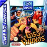 The Lost Vikings Compleet voor Nintendo GBA