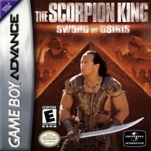The Scorpion King Sword of Osiris voor Nintendo GBA