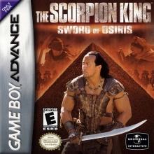 The Scorpion King Sword of Osiris voor Nintendo GBA