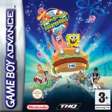The SpongeBob SquarePants Movie voor Nintendo GBA