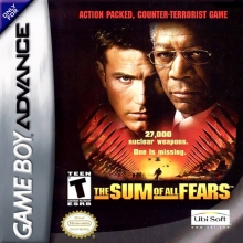 The Sum of All Fears Compleet voor Nintendo GBA