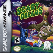 Tiny Toon Adventures - Scary Dreams voor Nintendo GBA