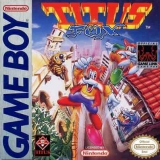 Titus the Fox voor Nintendo GBA