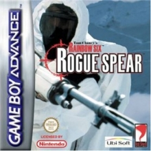 Tom Clancys Rainbow Six Rogue Spear voor Nintendo GBA