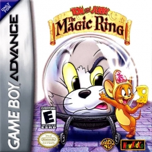 Tom and Jerry and The Magic Ring voor Nintendo GBA