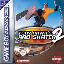Tony Hawks Pro Skater 2 voor Nintendo GBA