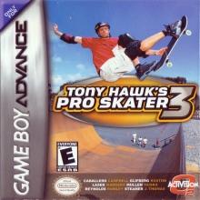 Tony Hawks Pro Skater 3 voor Nintendo GBA