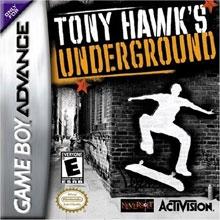 Tony Hawks Underground voor Nintendo GBA
