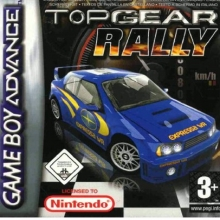 Top Gear Rally voor Nintendo GBA