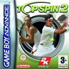 Top Spin 2 voor Nintendo GBA