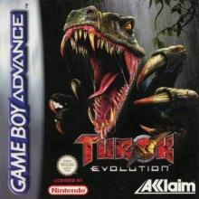 Turok Evolution voor Nintendo GBA