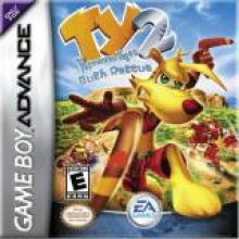 Ty the Tasmanian Tiger 2 Bush Rescue voor Nintendo GBA