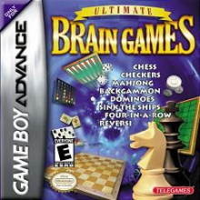 Ultimate Brain Games voor Nintendo GBA