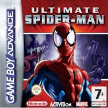 Ultimate Spider-Man voor Nintendo GBA
