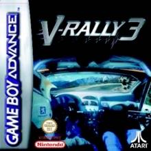 V-Rally 3 voor Nintendo GBA