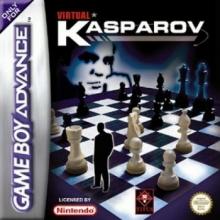 Virtual Kasparov voor Nintendo GBA