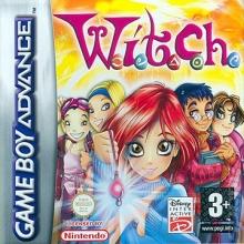 W.I.T.C.H voor Nintendo GBA