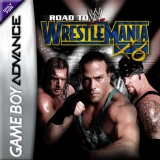 WWE Road to WrestleMania X8 voor Nintendo GBA