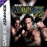 WWE Road to WrestleMania X8 voor Nintendo GBA
