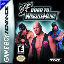 WWF Road to Wrestlemania voor Nintendo GBA