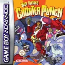 Wade Hixtons Counter Punch voor Nintendo GBA