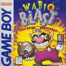 Wario Blast Featuring Bomberman voor Nintendo GBA