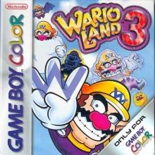 Wario Land 3 voor Nintendo GBA