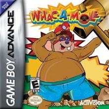 Whac-A-Mole voor Nintendo GBA