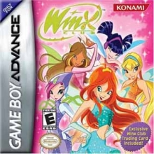 WinX Club voor Nintendo GBA