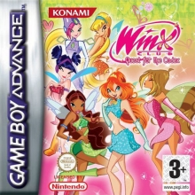 Winx Club - Quest for the Codex voor Nintendo GBA