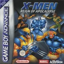 X-Men Reign of Apocalypse voor Nintendo GBA