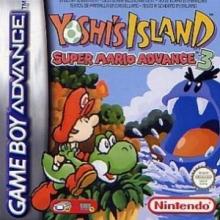 Yoshis Island Super Mario Advance 3 voor Nintendo GBA