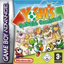 Yoshis Universal Gravitation voor Nintendo GBA
