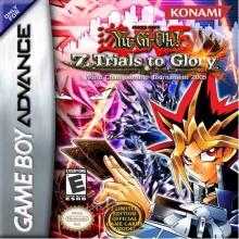 Yu-Gi-Oh 7 Trials to Glory World Championship 2005 voor Nintendo GBA