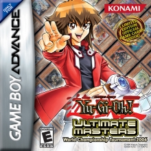 Yu-Gi-Oh Ultimate Masters World Championship Tournament 2006 voor Nintendo GBA
