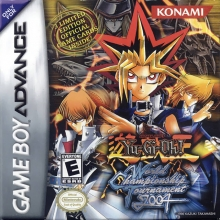 Yu-Gi-Oh World Championship Tournament 2004 voor Nintendo GBA