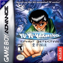 YuYu Hakusho Spirit Detective voor Nintendo GBA