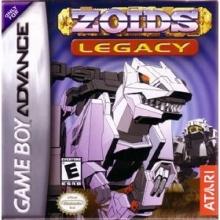 Zoids Legacy voor Nintendo GBA