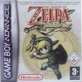 The Legend of Zelda The Minish Cap Als Nieuw voor Nintendo GBA